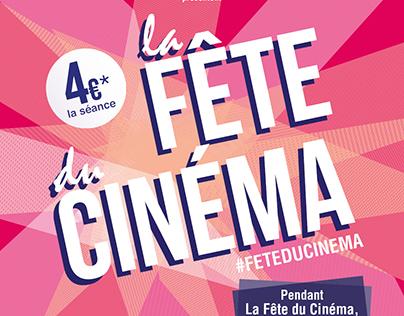La Fête du Cinéma (2017)