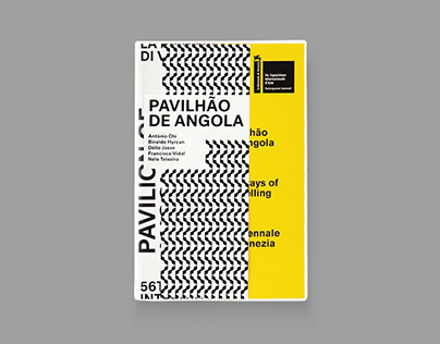 Pavilion of Angola / 56th Venice Biennale / Catalogue