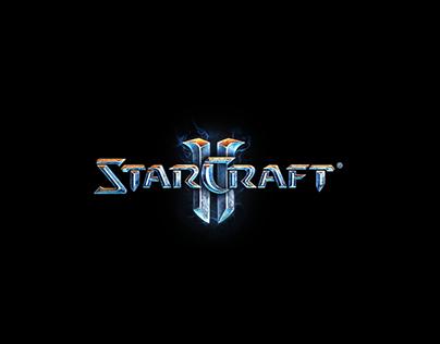 StartCraft II Website Redesign (R&D)