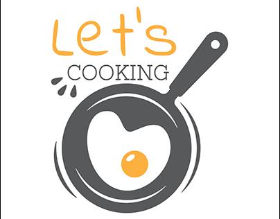 Creative Minimalist Restaurant Logo Template