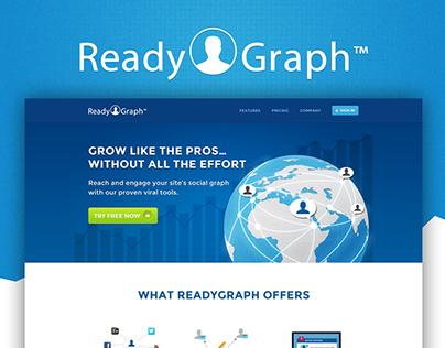 ReadyGraph – Website