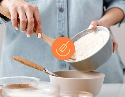 Pastry Supplies - Branding