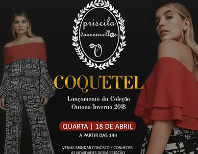 Cliente Priscila Vasconcellos   MODA