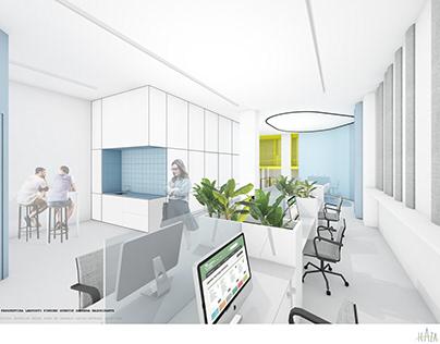 ESAN / Concurso para la adecuación de unas oficinas