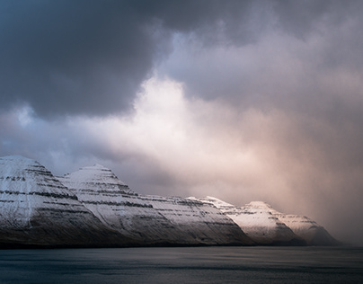 CLOUDSCAPES – Faroe Islands