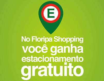 Floripa Shopping :: Campanha Estacionamento Gratuito