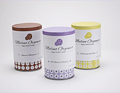 Mulino Organico Cracker Boxes