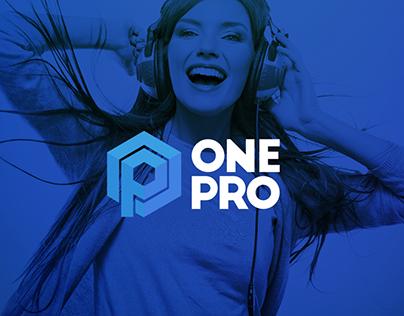 OnePro - Branding