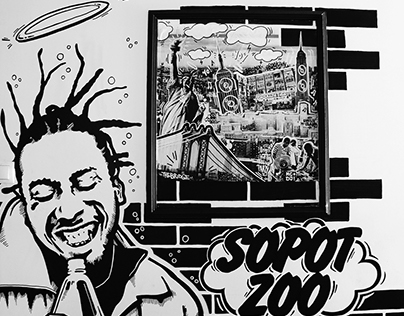 Wu-Tang/New York/Sopot Wall - 2017