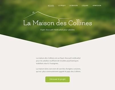 La Maison des Collines - Internship project