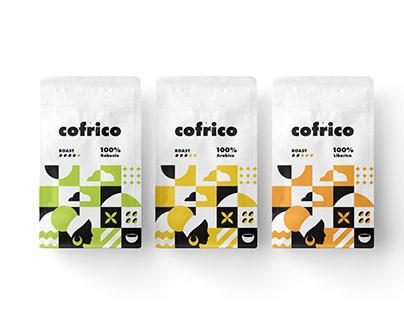Cofrico - Branding & Packaging