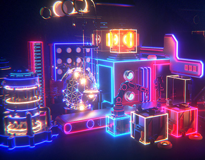 Cinema 4D Foundation Course 05th Design on IDMG