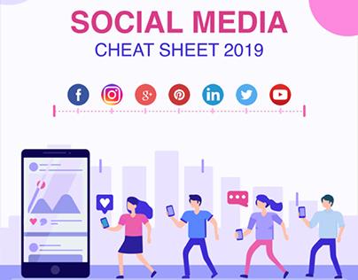 Social Media Cheat Sheet-2019
