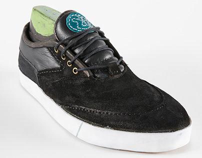 YD skateboard shoe #2
