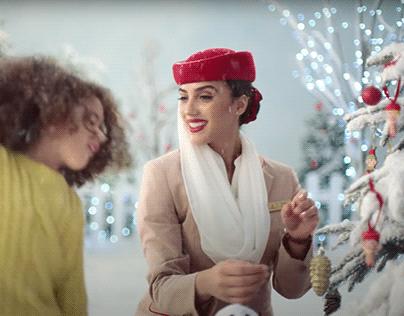 EMIRATES - Feel the warmth of the festive season