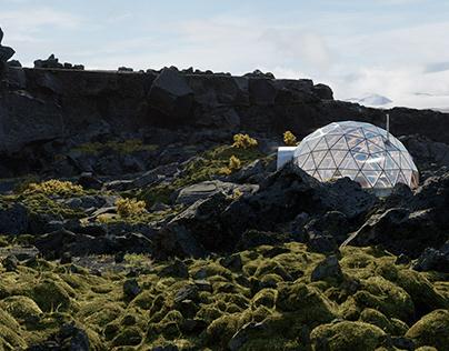 Geo Dome ( CGI )