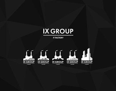 Logo for IX Group