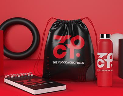 Branding- The Clockwork Press