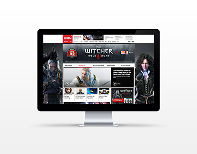 IGN Witcher 3 Takeover