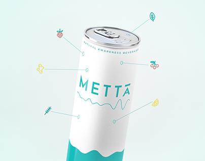 Metta - Natural Awareness Beverage