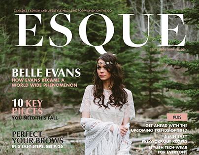 ESQUE Magazine