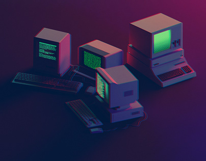 The retro computers