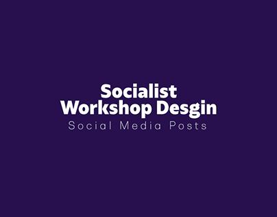 Socialist Workshop   Social Media