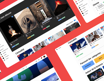 YouLearn :: YouTube redesign