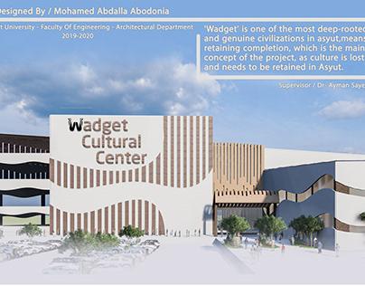 Graduation Project / Cultural Center
