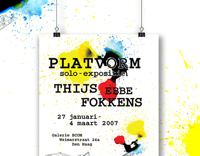Poster - Thijs Ebbe Fokkens