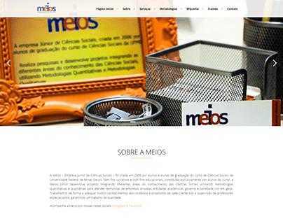 Site - Meios