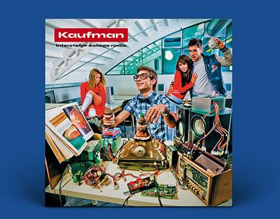 Kaufman – Interstellar college radio (O.A.C.)