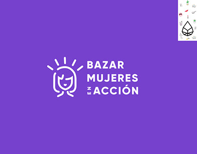 Bazar Mujeres en Acción