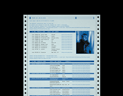 Data Dossier — A Data Collection Profile