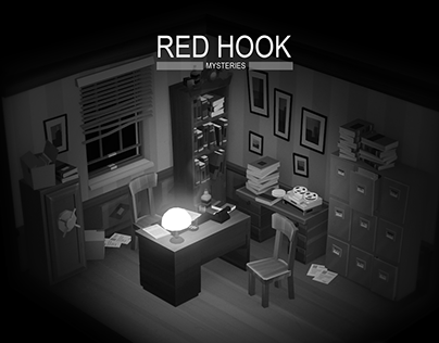 """""""Red Hook Mysteries"""" game concept"""