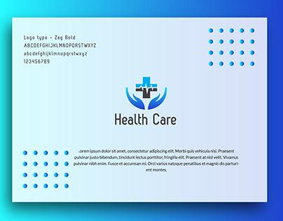 Health Care logo Branding