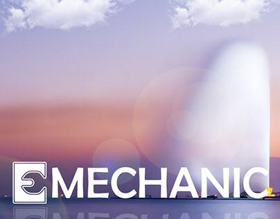 Mechanic Logo & Identity