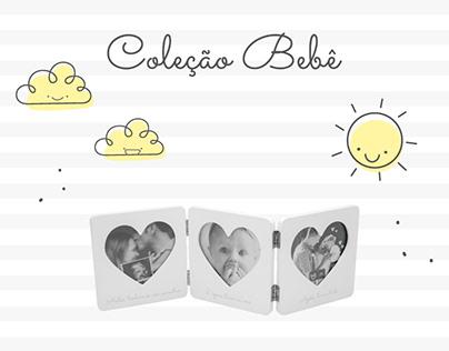 Coleção Bebê | LUDI