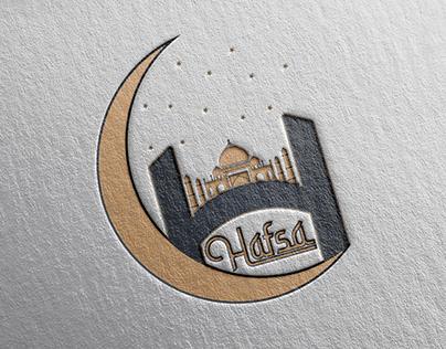 Islamic Logo Design(Hafsa)
