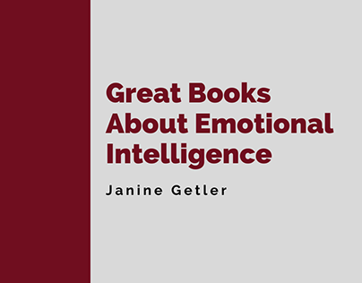 Great Books About Emotional Intelligence