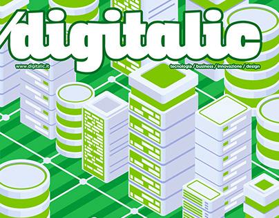 Cover Digitalic Magazine /07-08/2020 _n.97