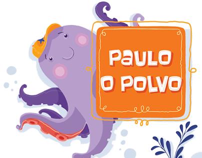 Paulo o Polvo. Ed.Globo livros.