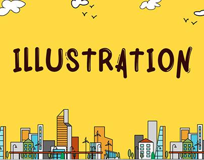Illustration Banners