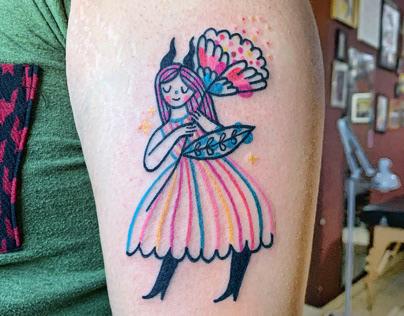 Tattoos XVII