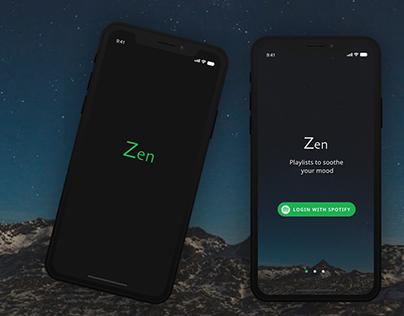 Zen App Sleep, Study & Meditate