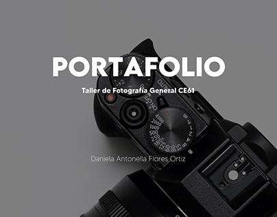 Portafolio de Fotografía