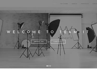 Team IT Website