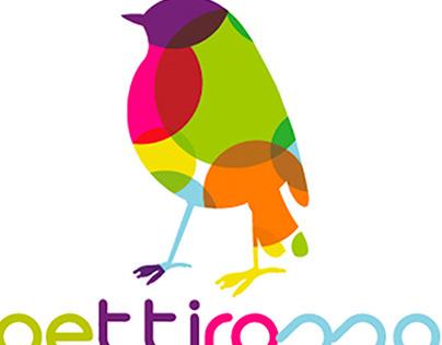 Pettirosso - Colorful shoes - Corporate Identity