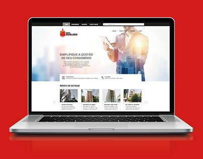 Banco Imobiliário | Layout de Site