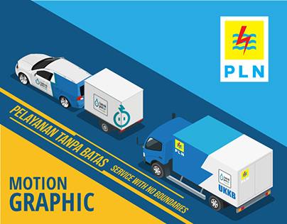 PLN - Pelayanan Tanpa Batas Motion Graphic